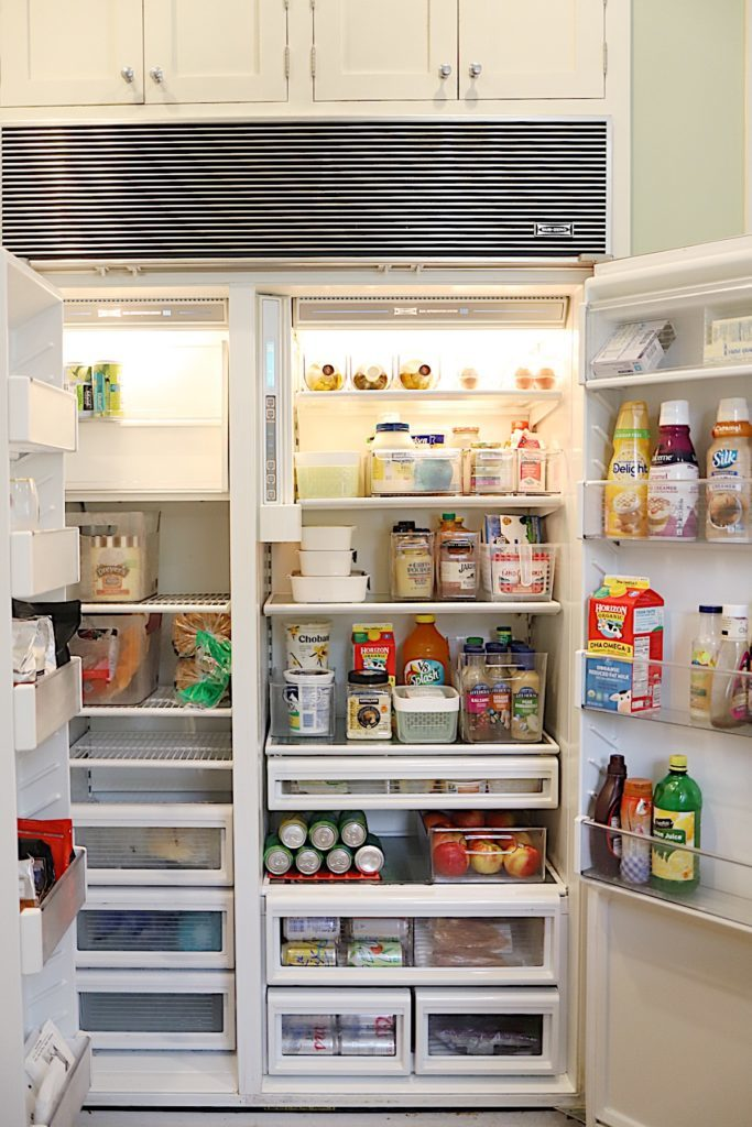 How to Organize Your Refrigerator 3