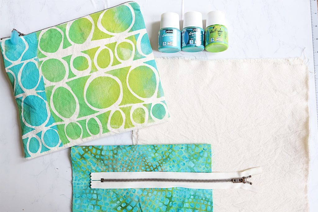 painted canvas bags supplies
