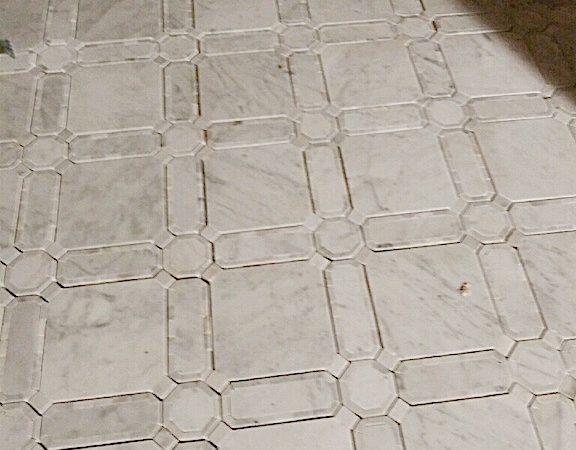 Renovation Challenge with Jeffrey Court – Week #5 – Tile Installation