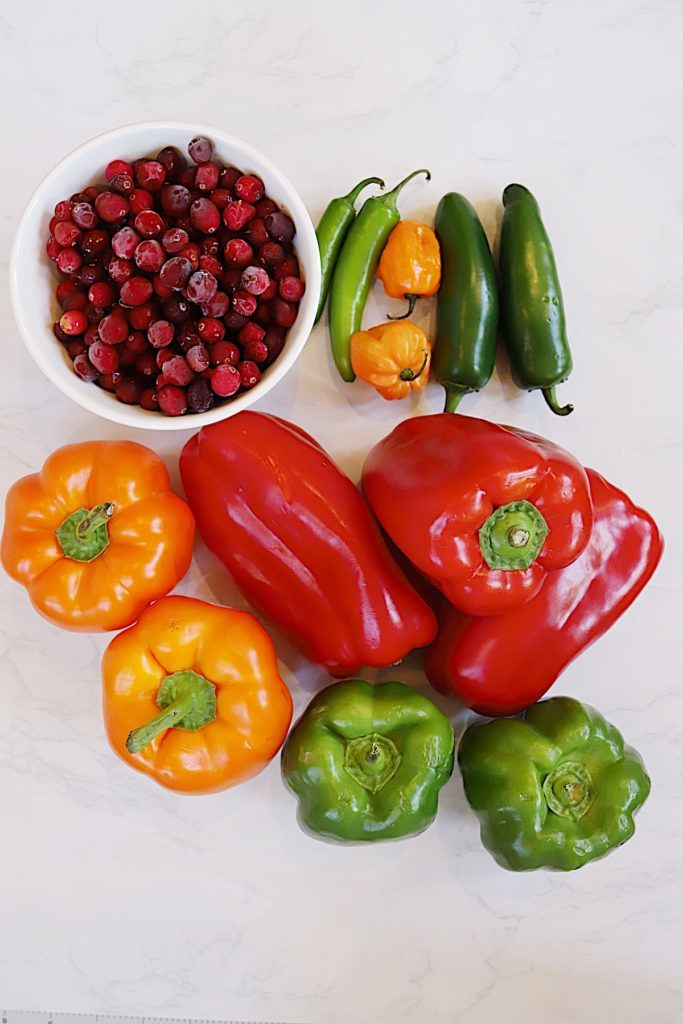 pepper jam ingredients