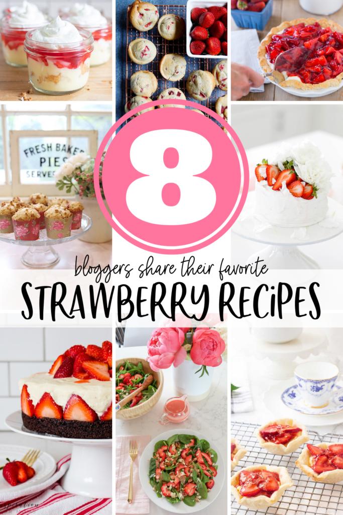 Strawberry Crumble Muffin Recipe