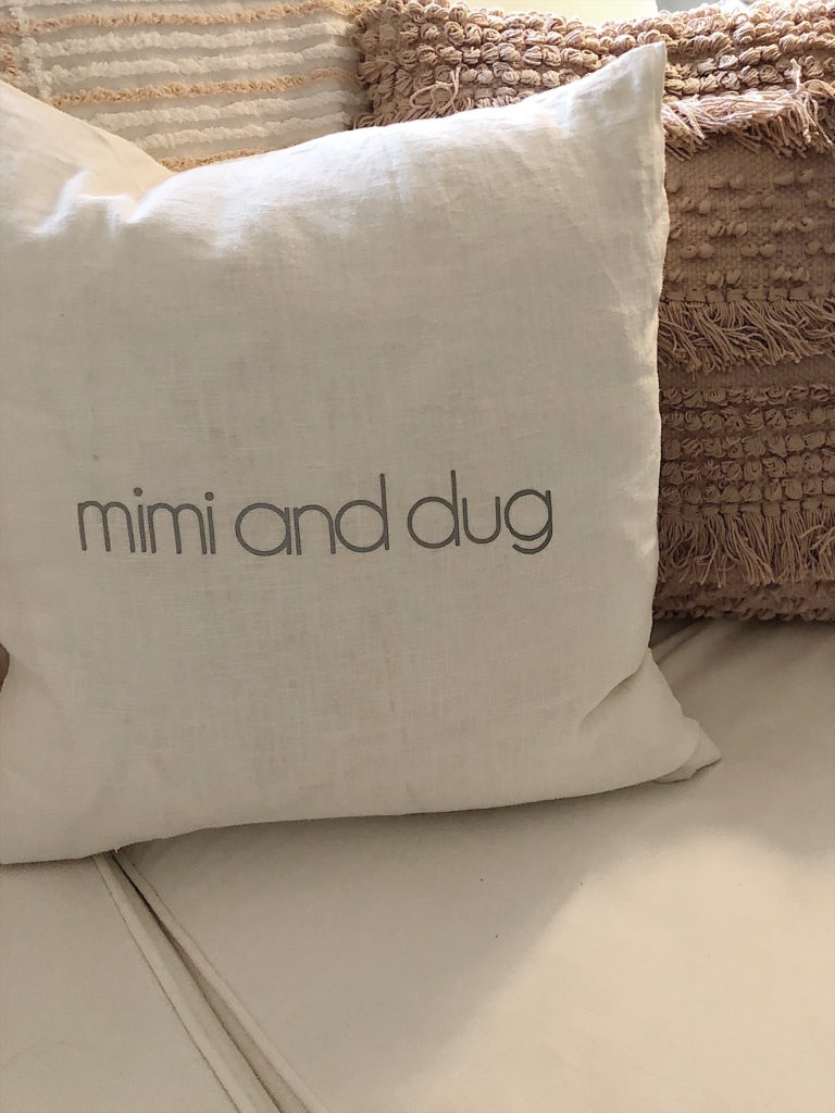 wedding custom pillows