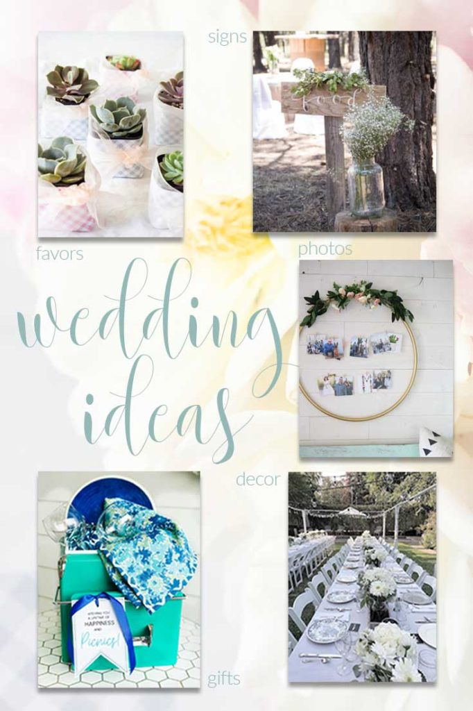 wedding ideas pin