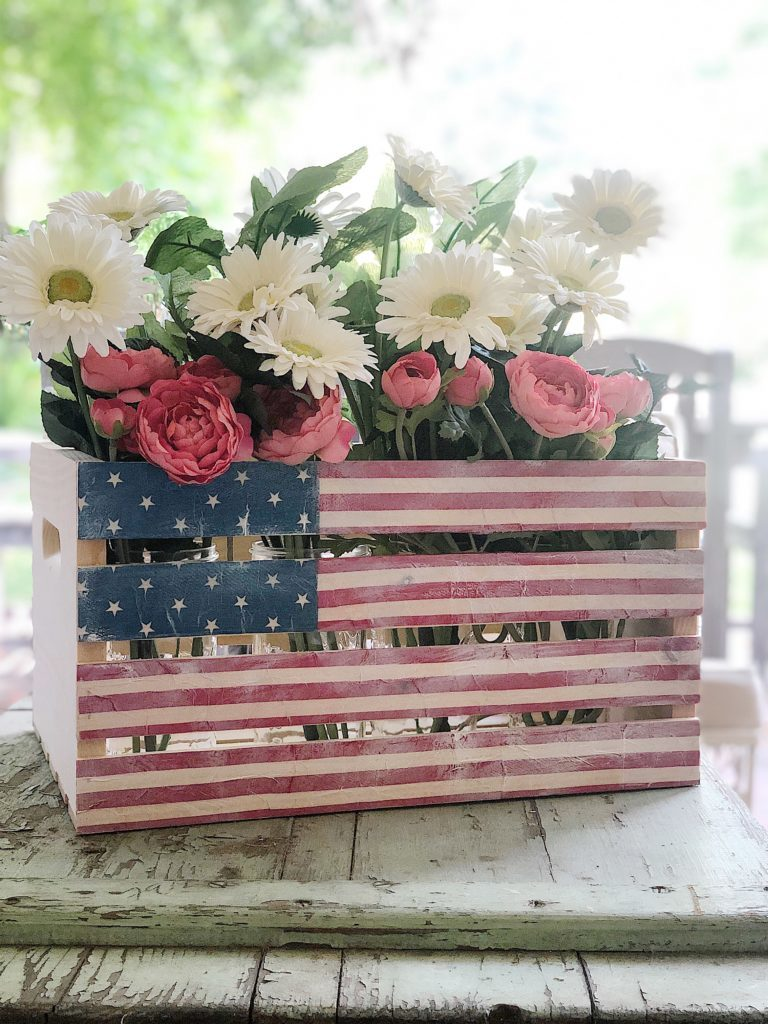 4th of July decor DIY