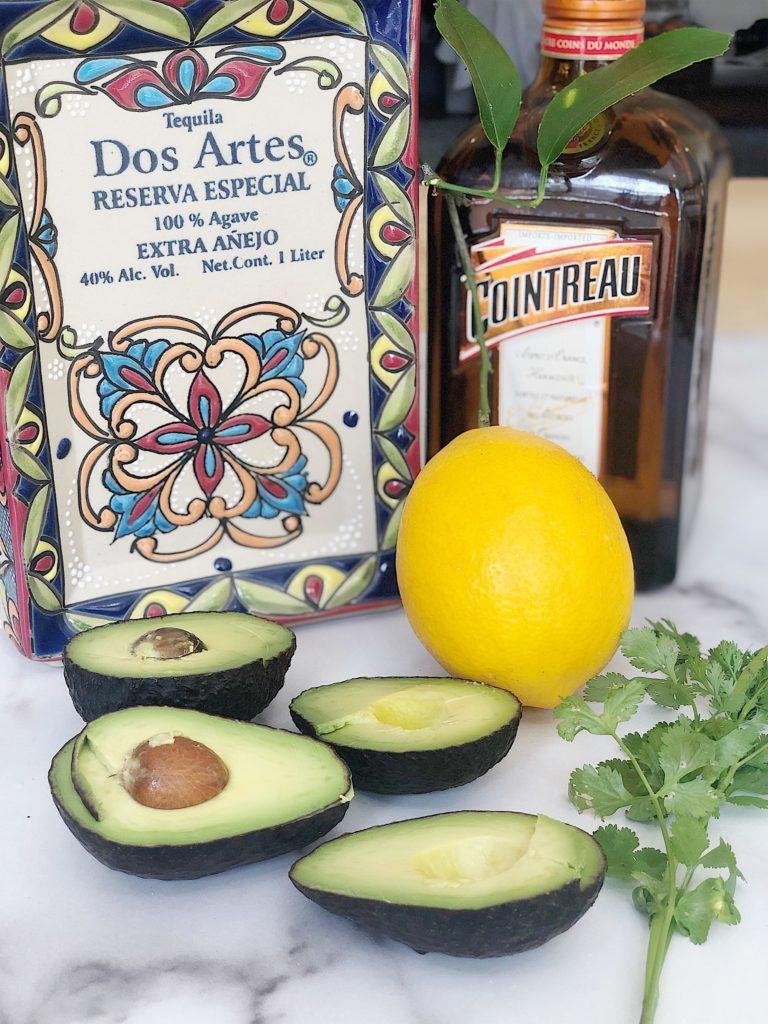avocado margarita recipe ingredients 2