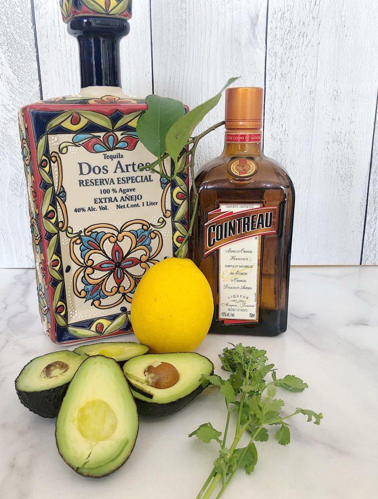 avocado margarita recipe ingredients