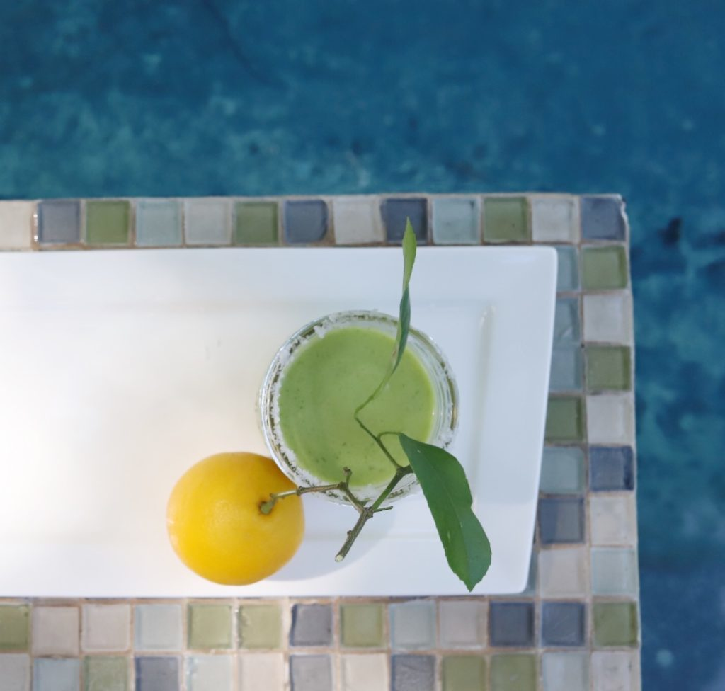 avocado margarita recipe poolside