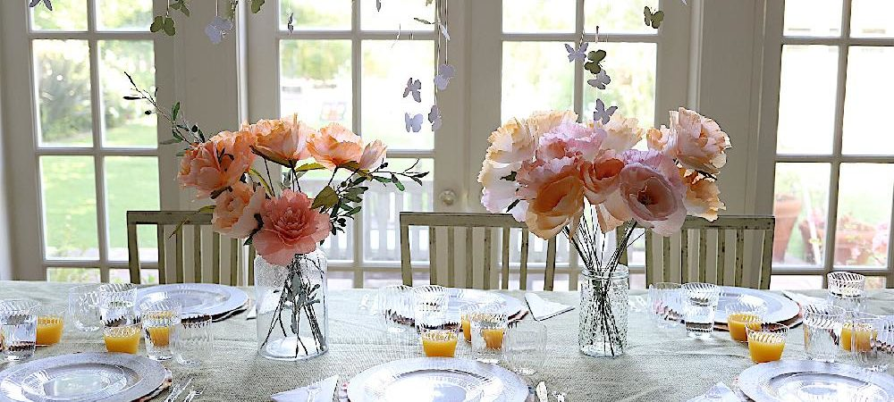How to Host a Stress Free Bridal Shower
