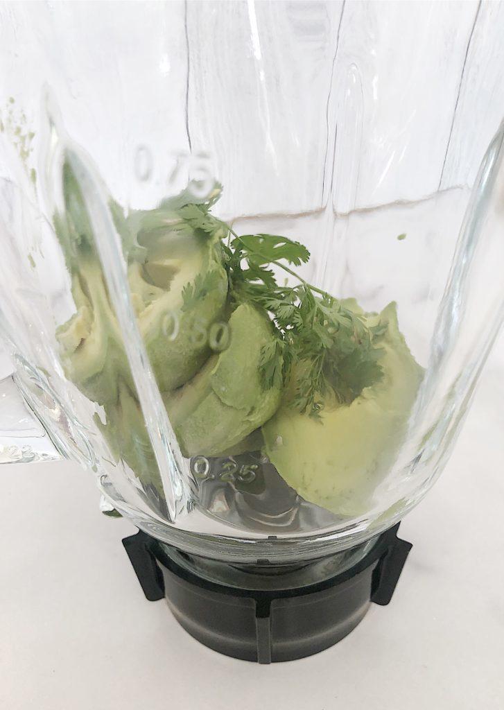 how to make an avocado margarita