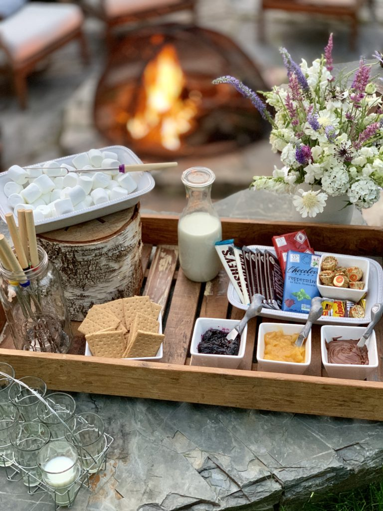 The-Best-Gourmet-Campfire-Smores
