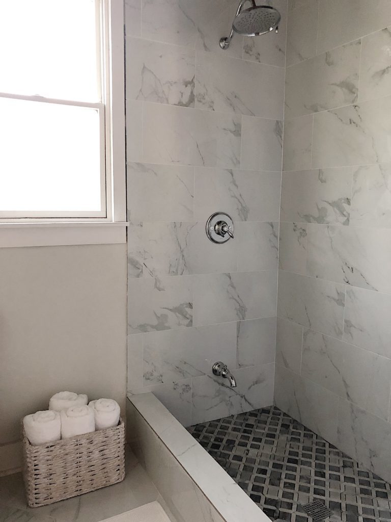 Waco Home Bath Remodel shower