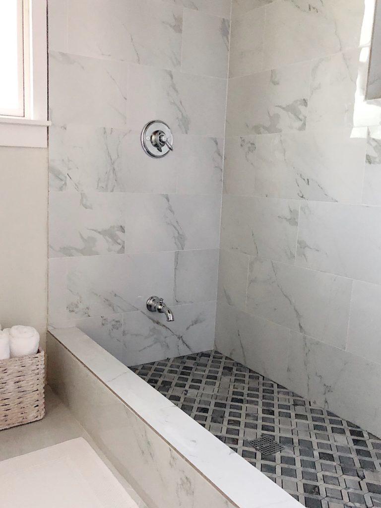 Choosing Affordable Flooring Tile For Our Waco Bathroom
