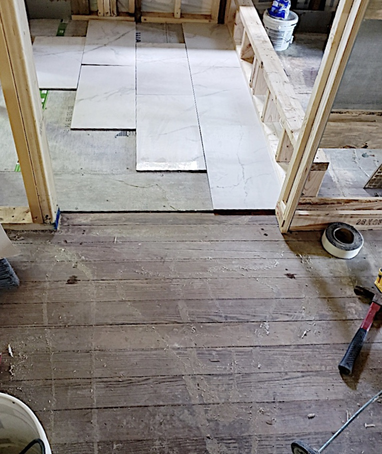 Waco Home Bath ceramic tile