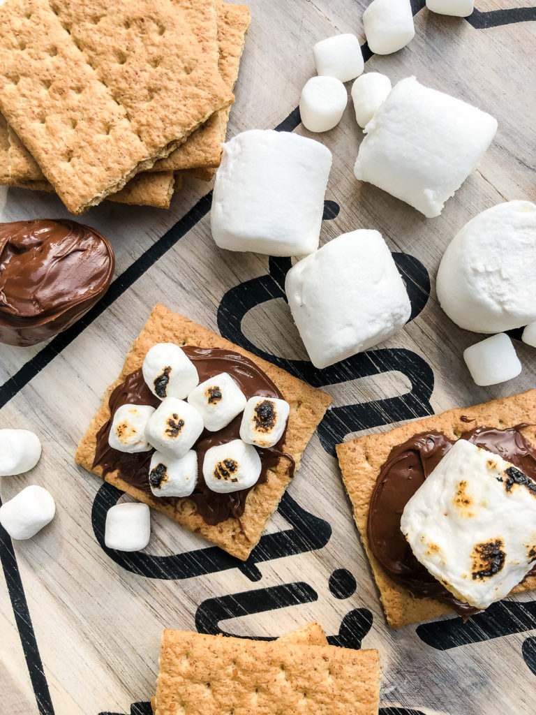 nutella s'mores two ways at the happy housie-1
