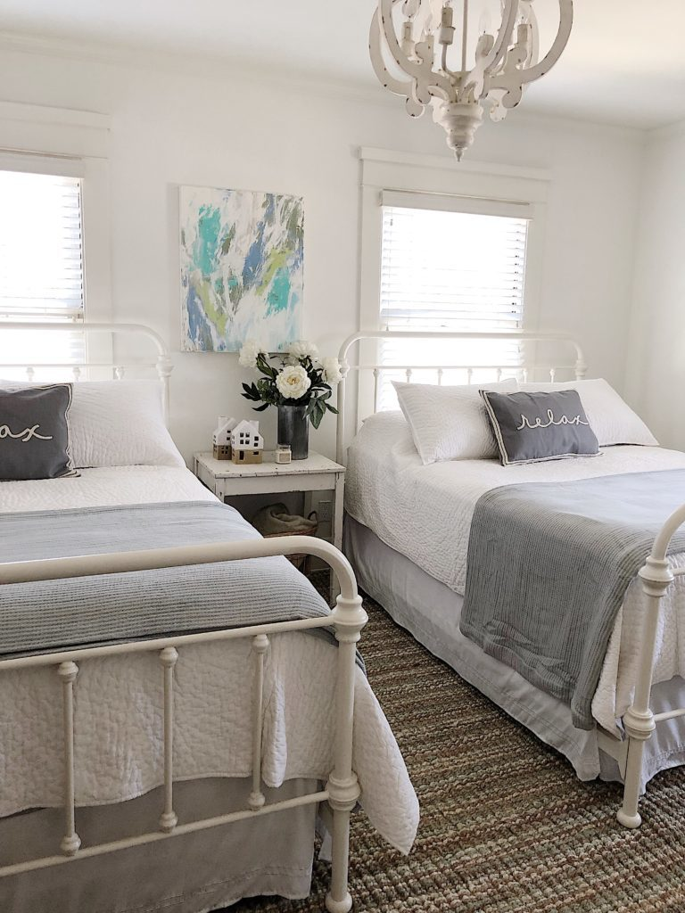 finding the perfect bedding