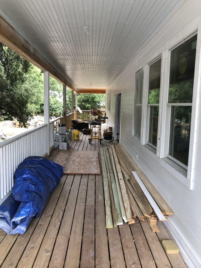 waco fixer upper side porch