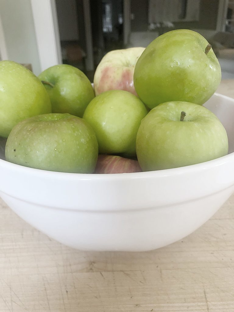 apples for baking apple bread