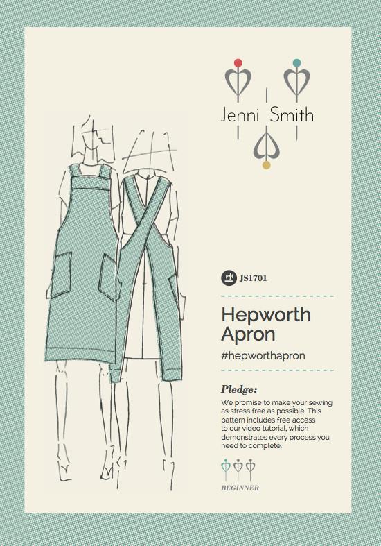 hepworth apron