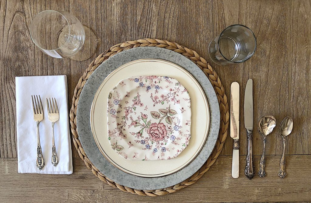 How To Set A Table For Fall My 100 Year Old Home