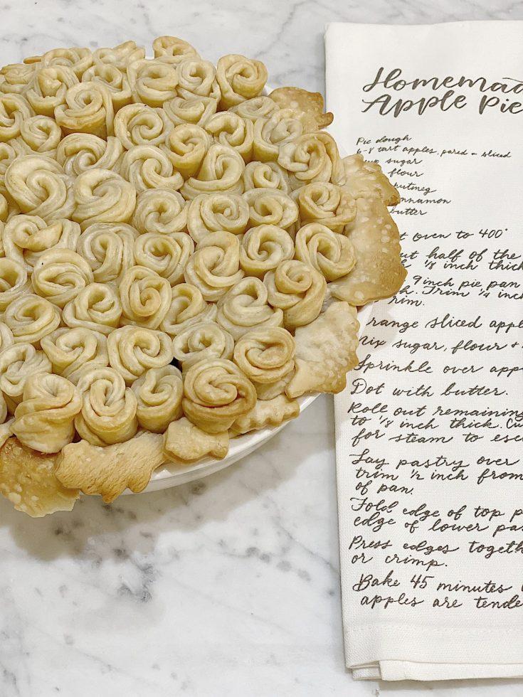 The Best Berry Apple Pie