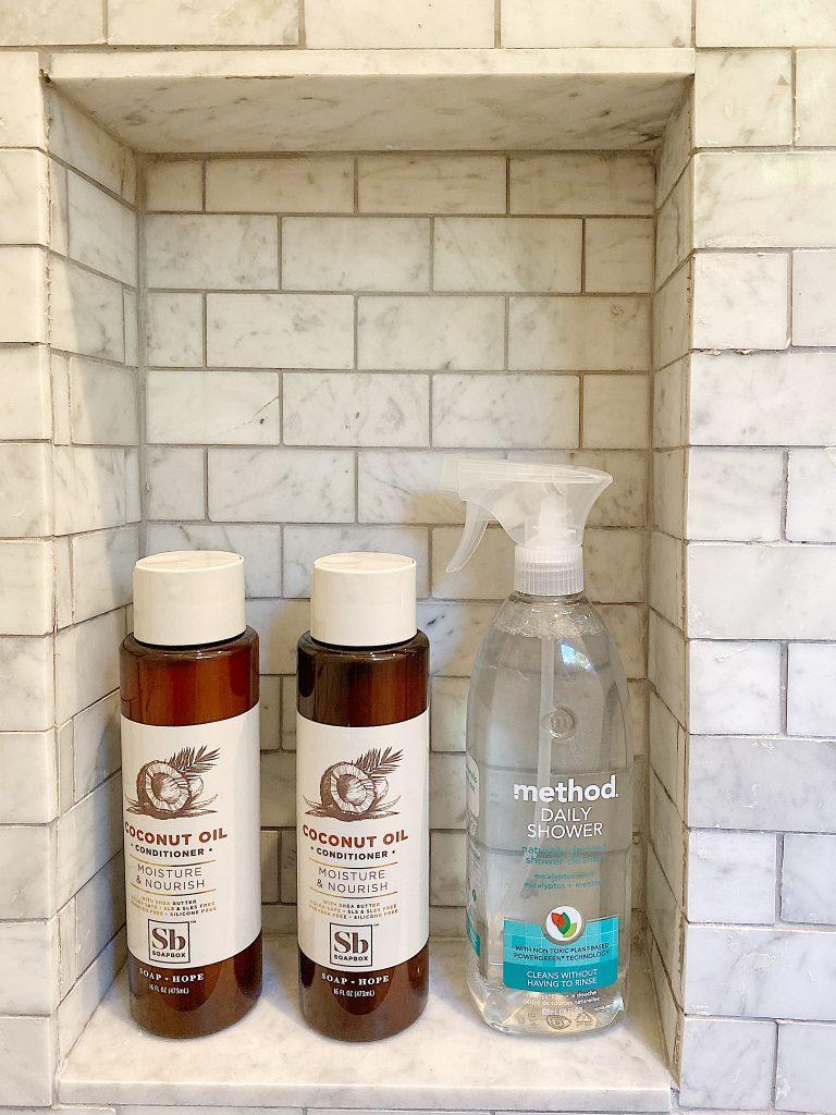 eco-friendly shampoo and conditioner