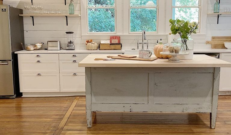 The Kitchen Reveal in Our Waco Fixer Upper Home