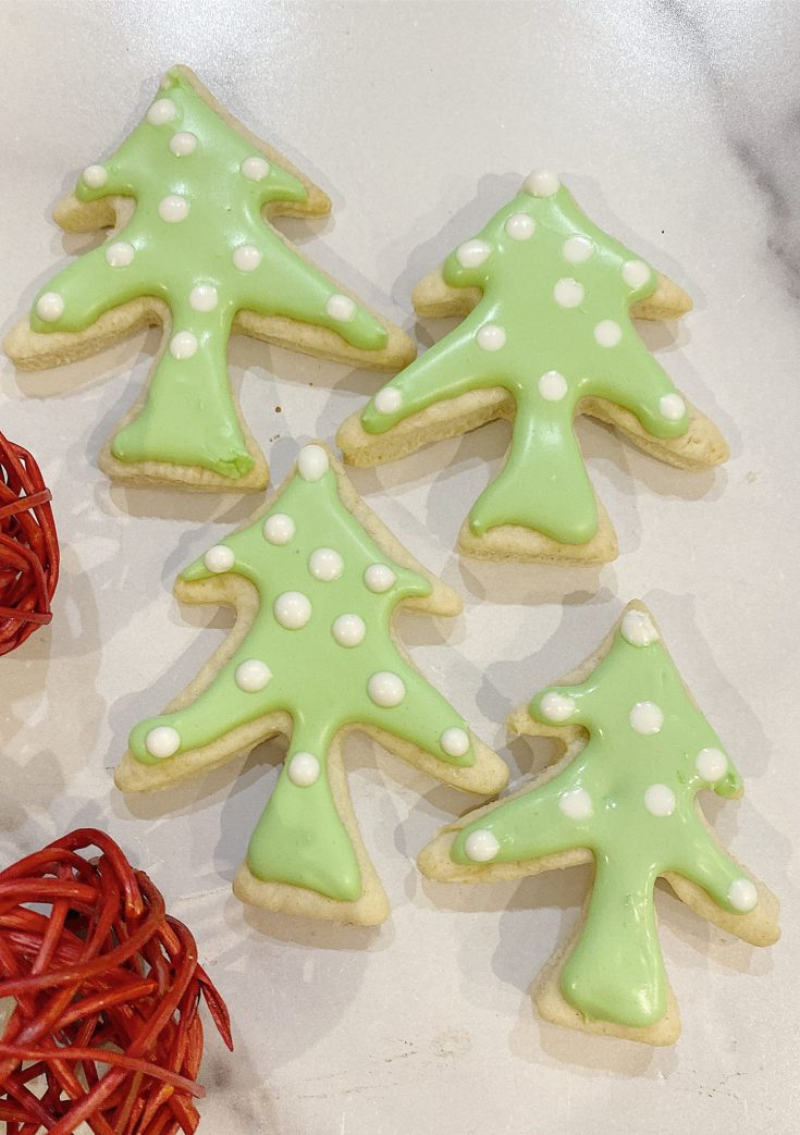 The Best Sugar Cookies with Royal Icing