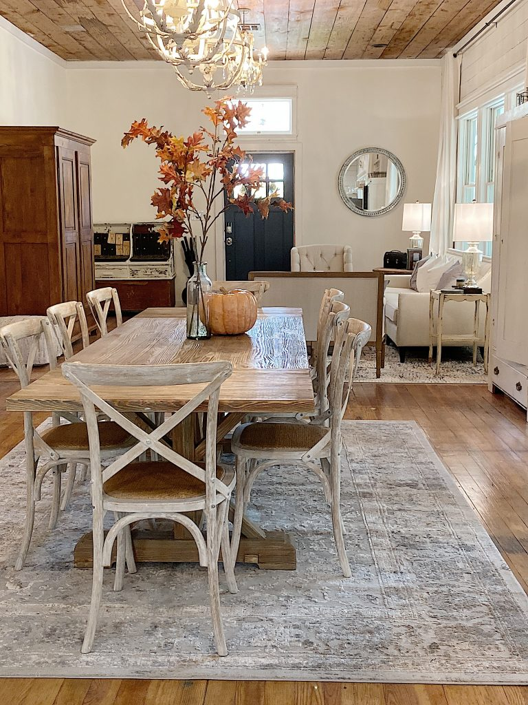 waco fixer upper dining room
