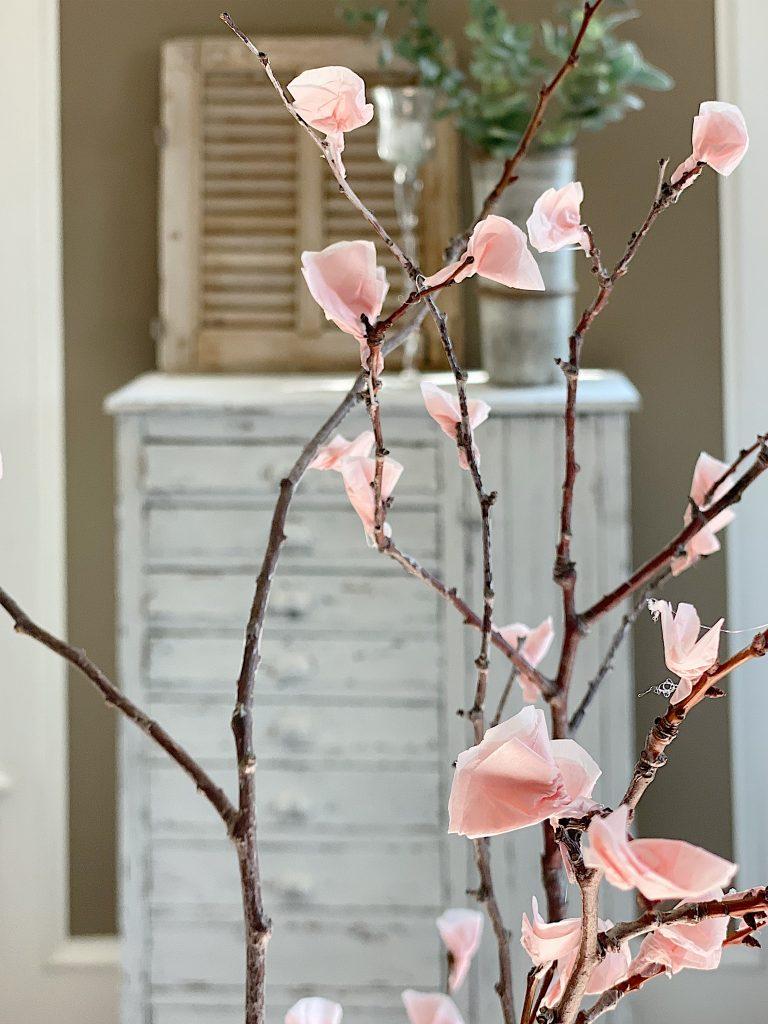 cherry blossom treeDIY