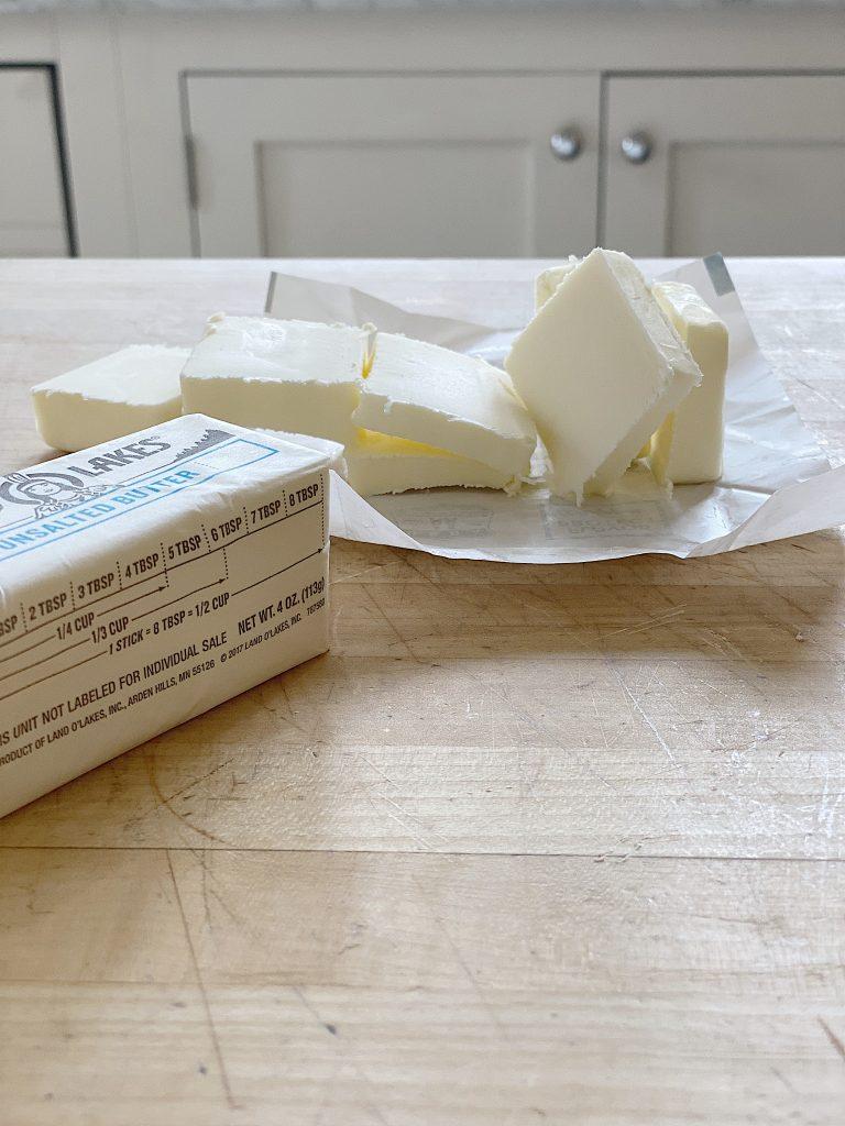 cut butter