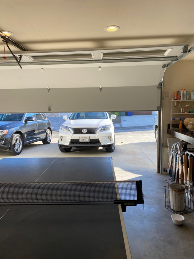 in-garage delivery