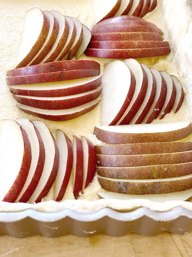 Pears in Pie
