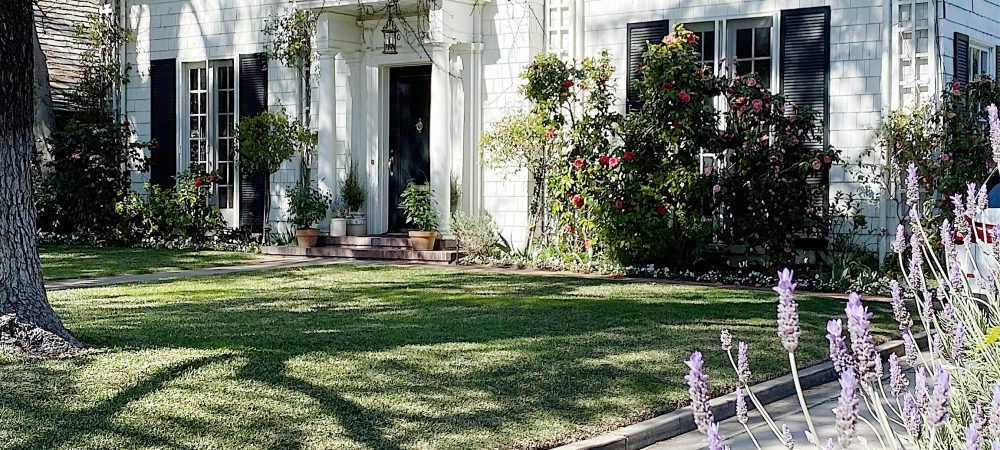 Easy Elegance Wednesdays – How Our Home Became Famous in the Movies