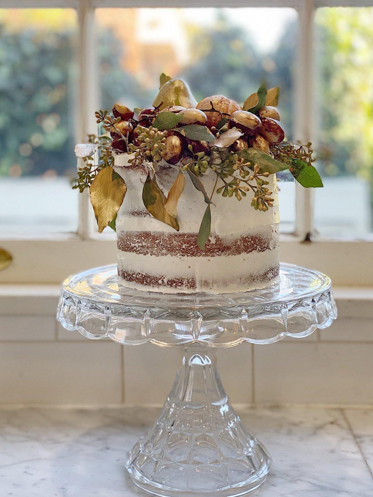 1-2-3-4 Basic cake recipe