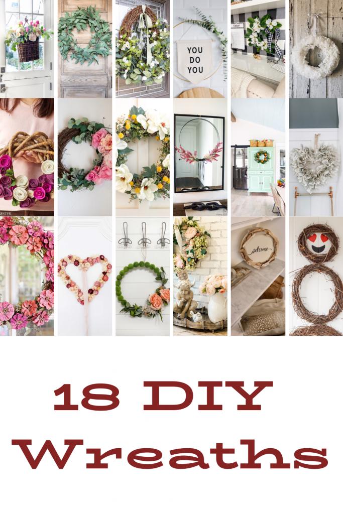 18 DIY Wreaths