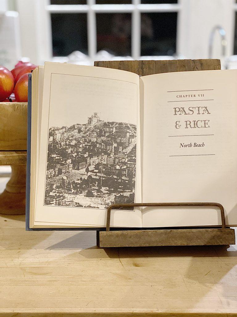 San Francisco Ala Carte Cookbook