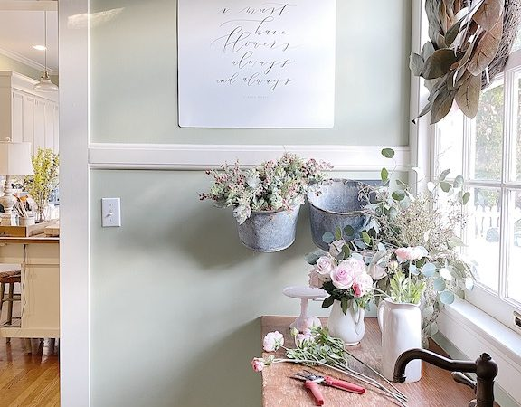 Seven Reasons You Need Fresh Flowers in Your Home