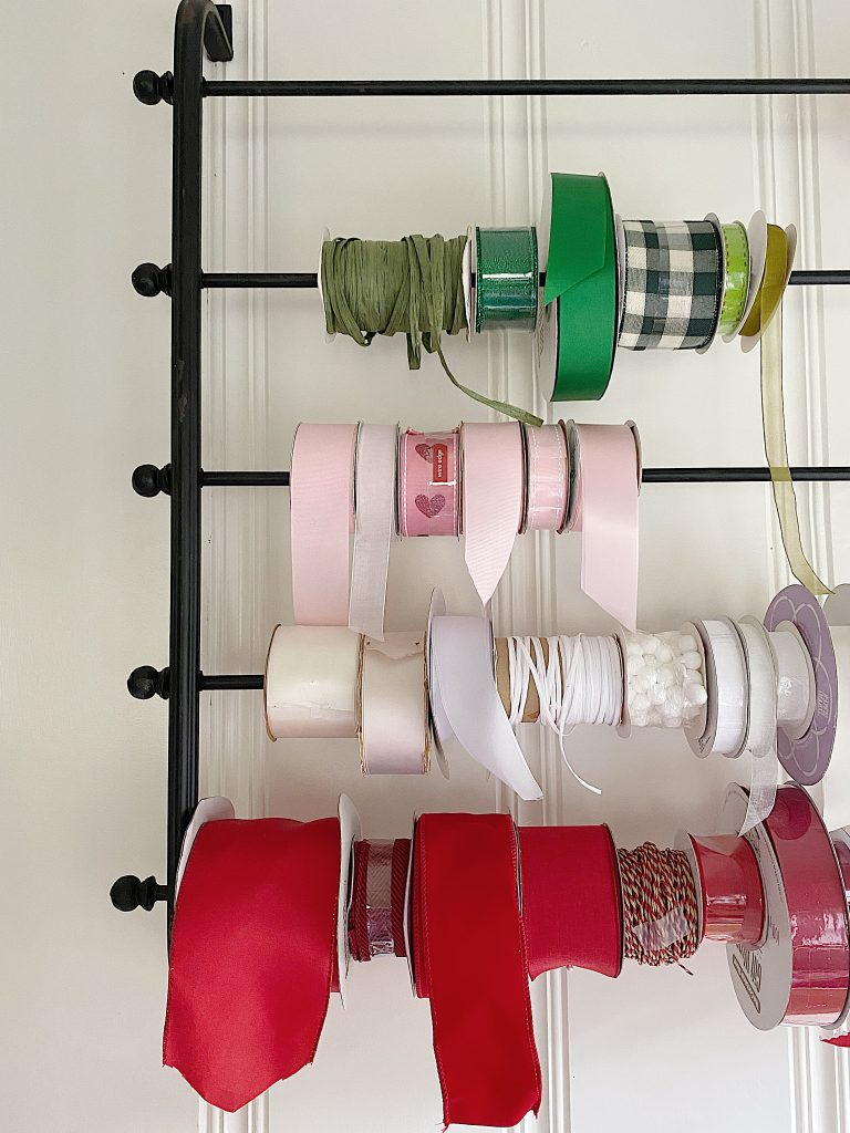 how to store ribbon