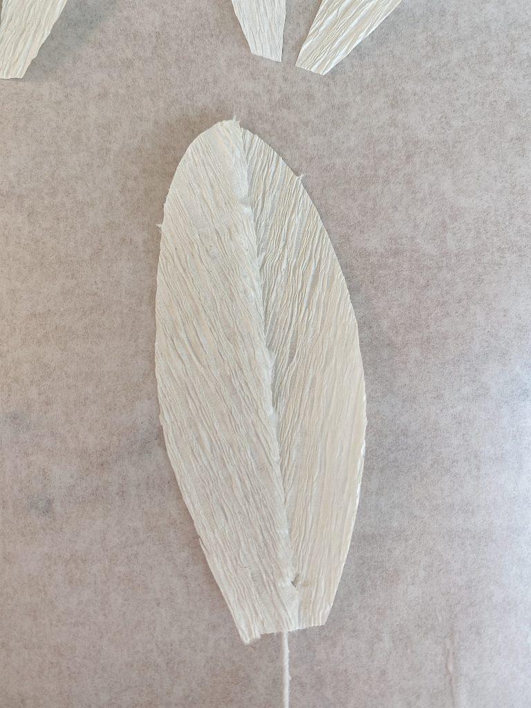 paper flower petals