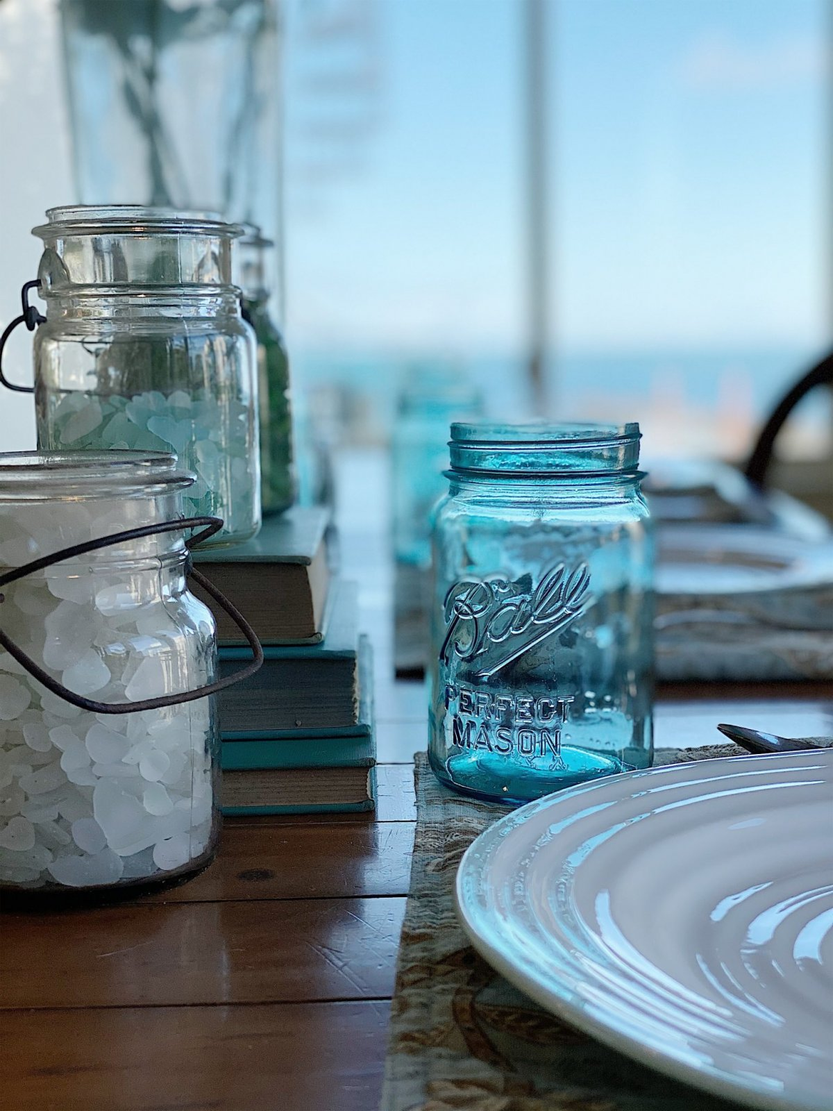 Ball Jar Drinking Glasses