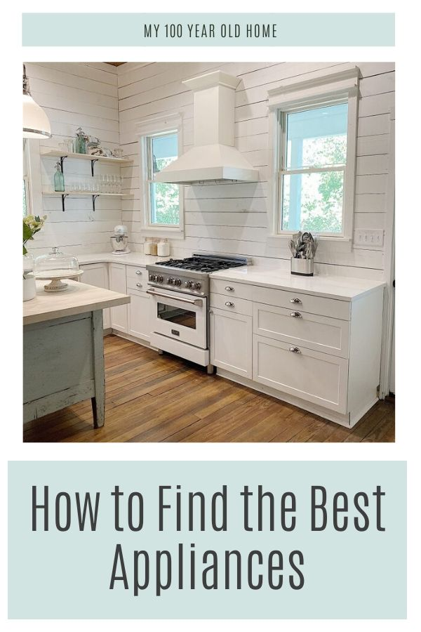 Tips to Finding the Best Appliances