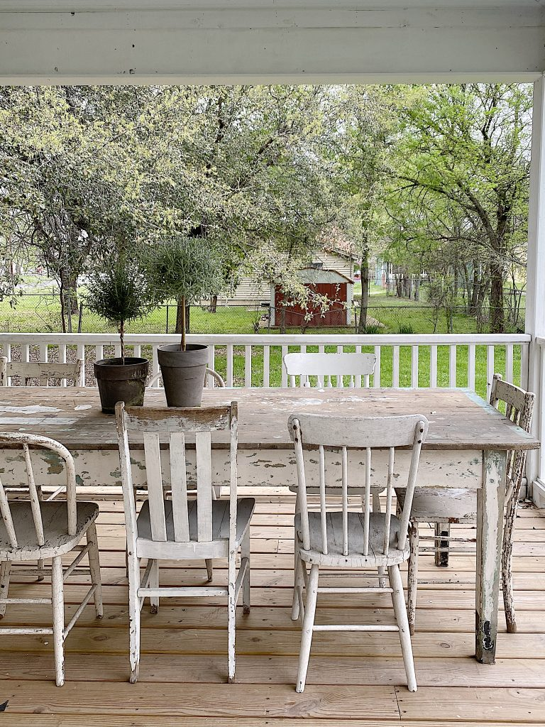 the waco fixer upper back porch 3
