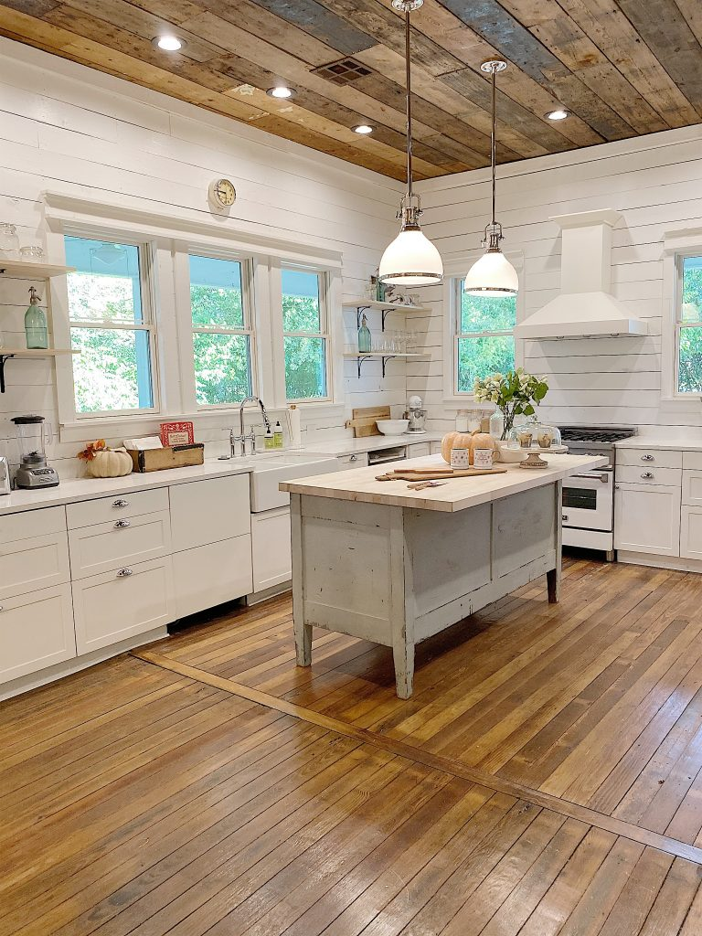 the waco fixer upper kitchen 4