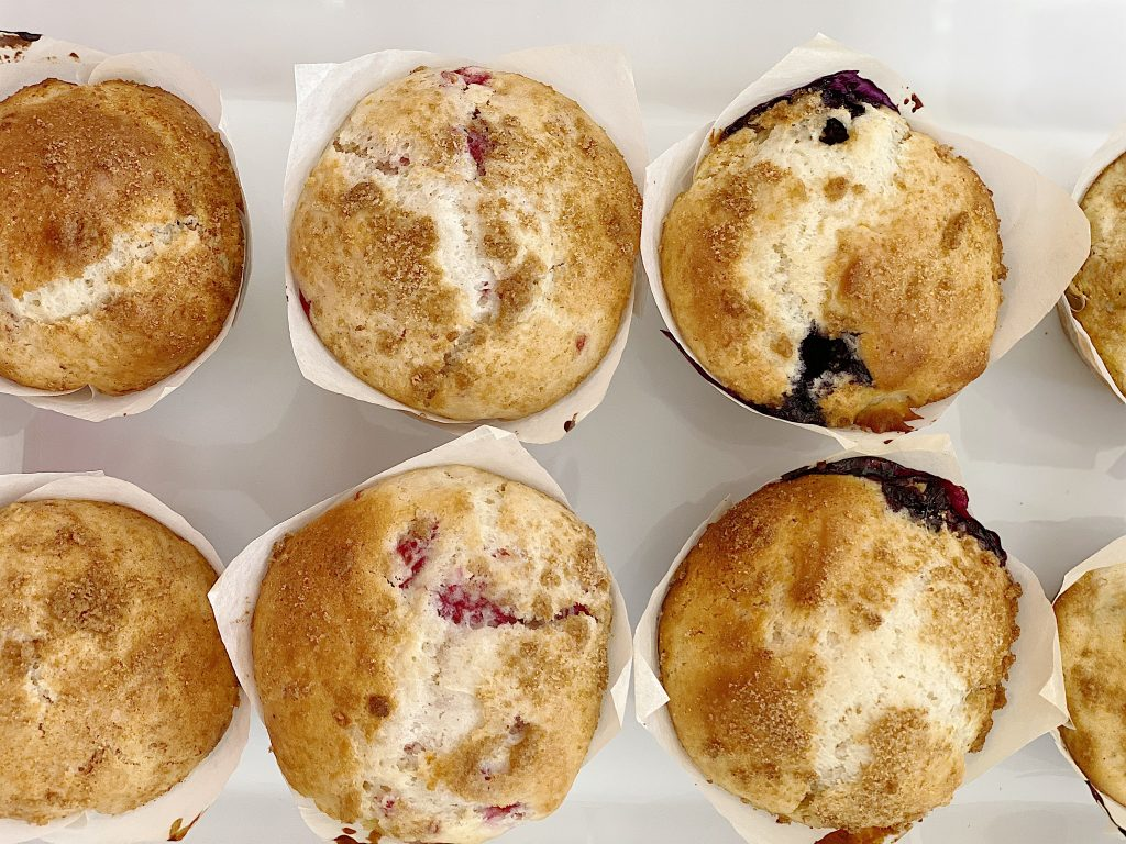 Mother's Day Brunch Muffins