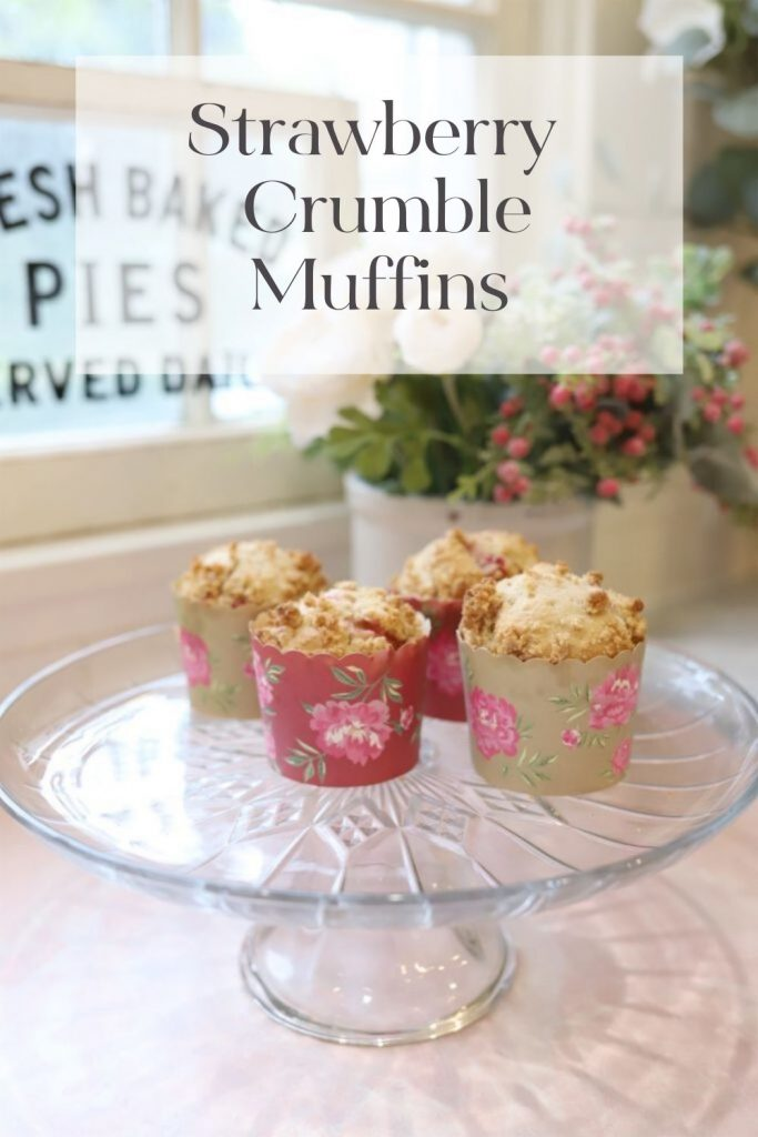 Strawberry Muffin Recipe 3