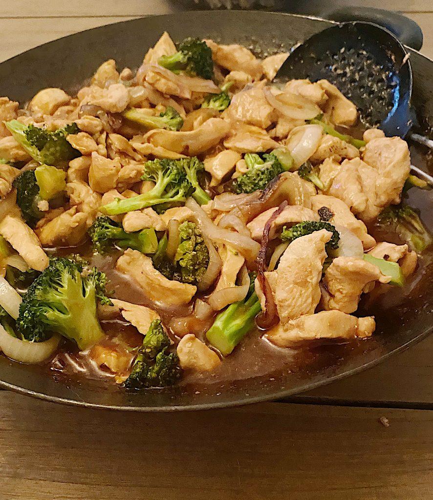 The Best Chicken Stir Fry