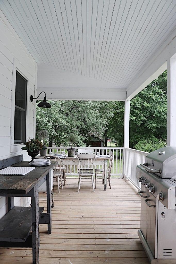 Back Porch Living