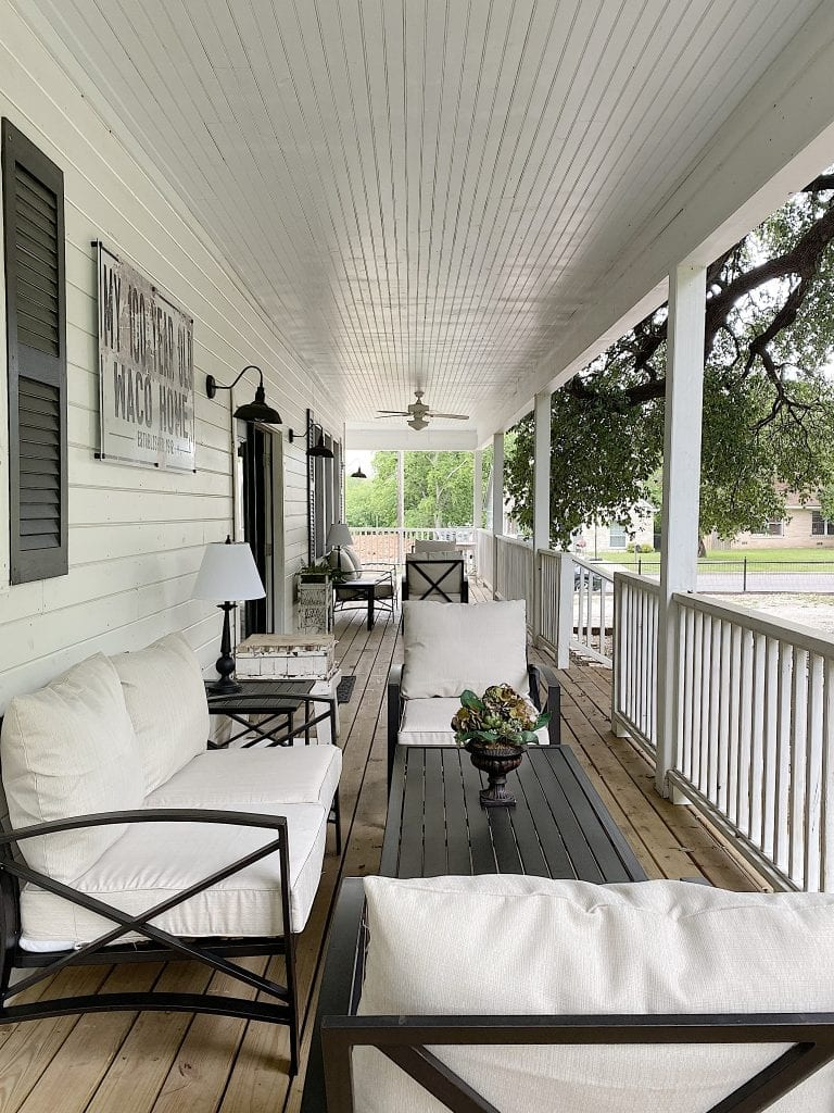 Bed Bath and Beyond Porch Living