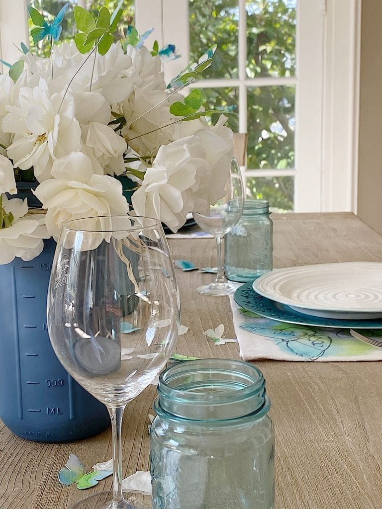 How to Create a Spring Table