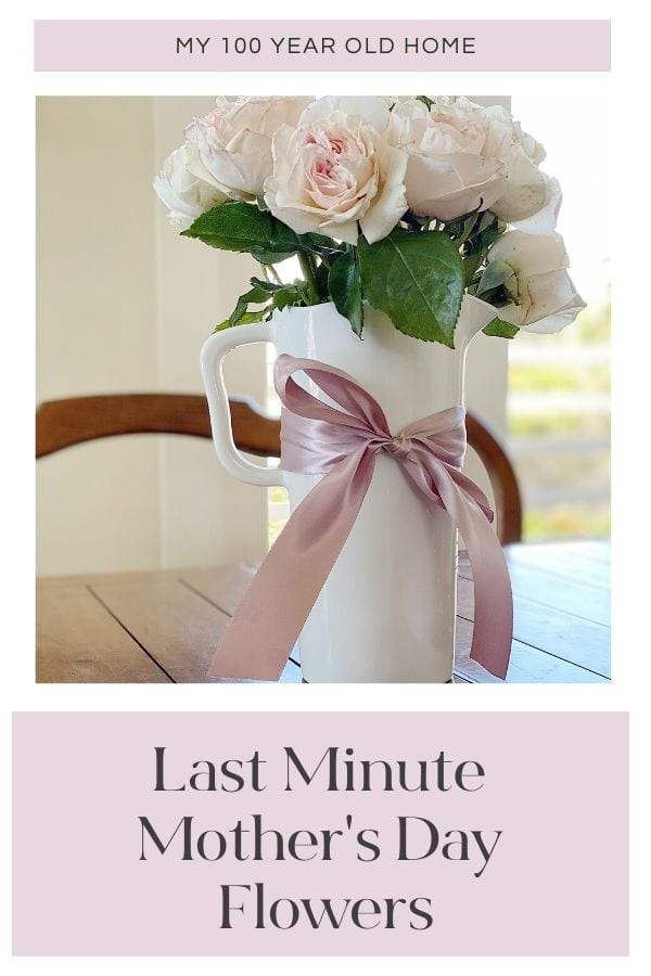 How to Find Last Minute Mother's Day Flowers